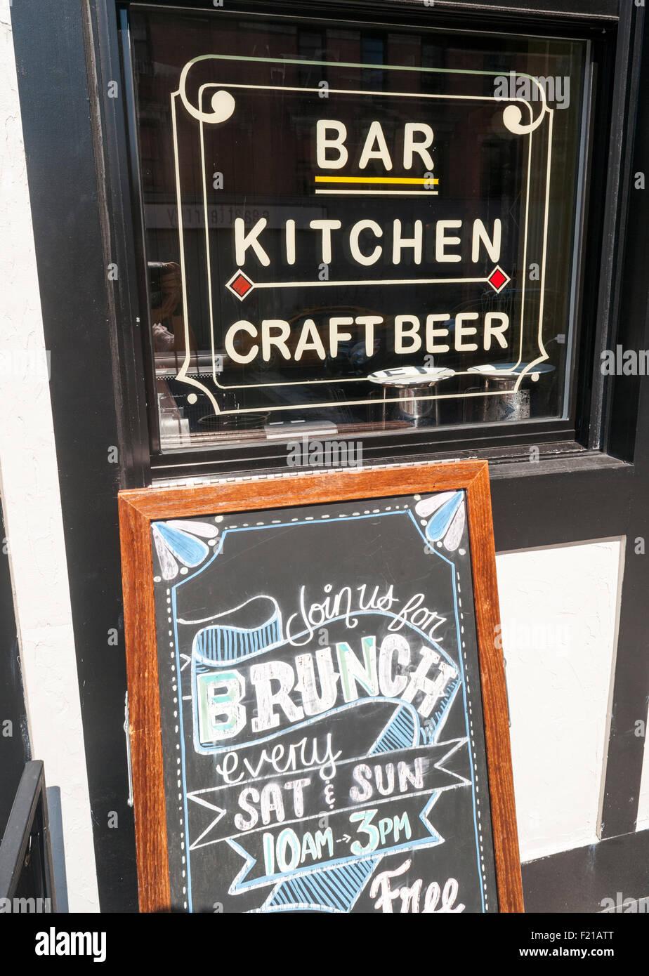 Hell S Kitchen New York Brunch