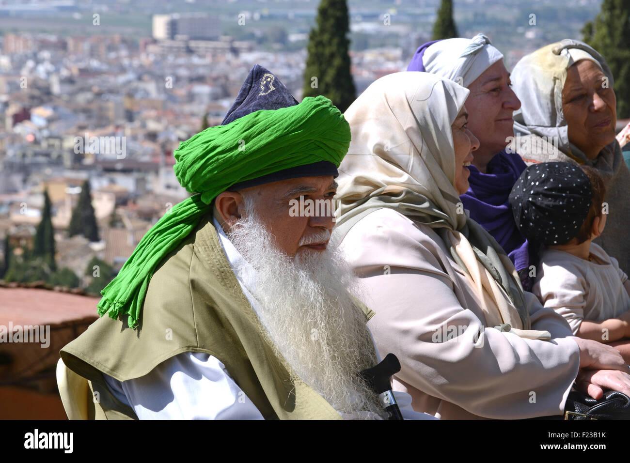 Prophet Muhammad Descendant Stock Photos & Prophet Muhammad