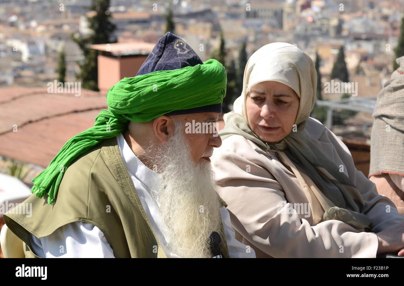 Shaykh Hisham Kabbani Stock Photos & Shaykh Hisham Kabbani