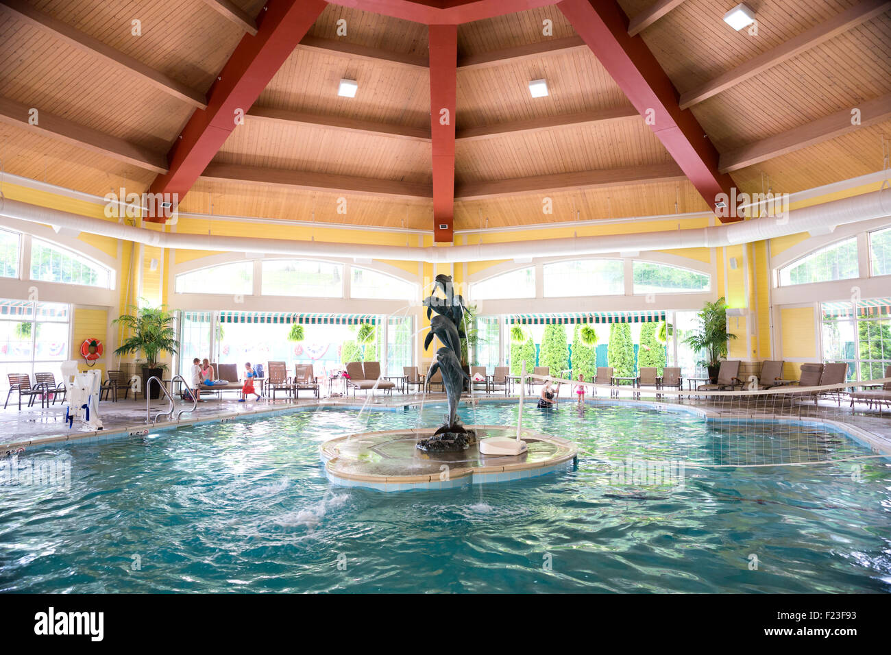 Indoor Pool French Lick Indiana