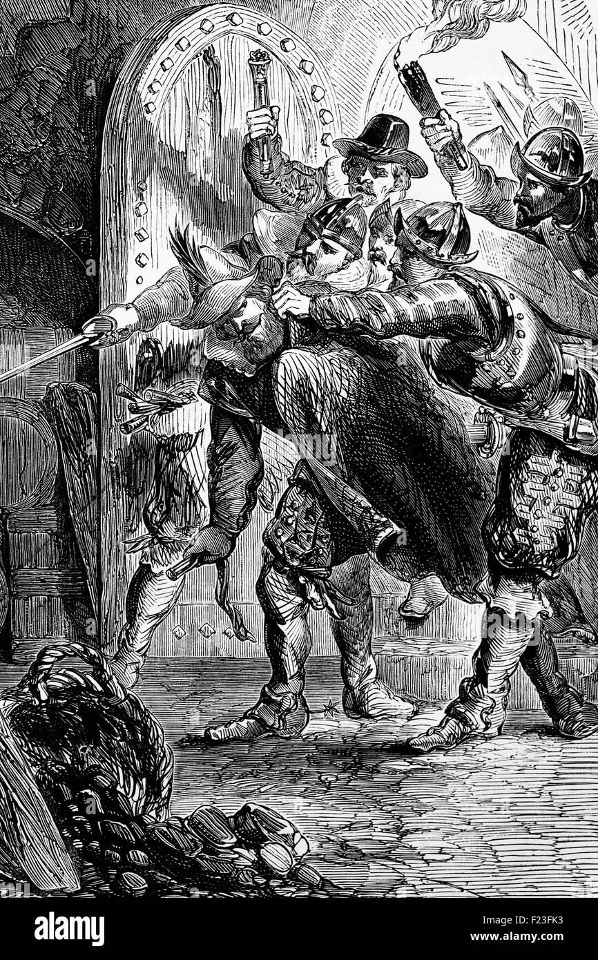 1605 Gunpowder Plot Stock Photos & 1605 Gunpowder Plot Stock Images ...
