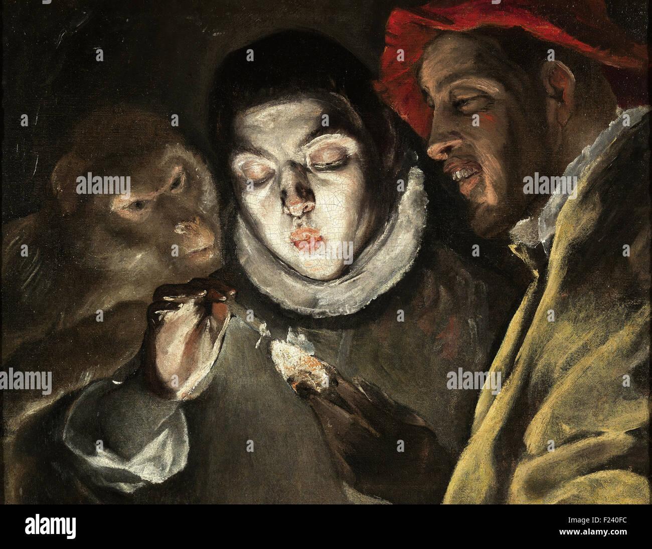 El Greco - Fable - Stock Image