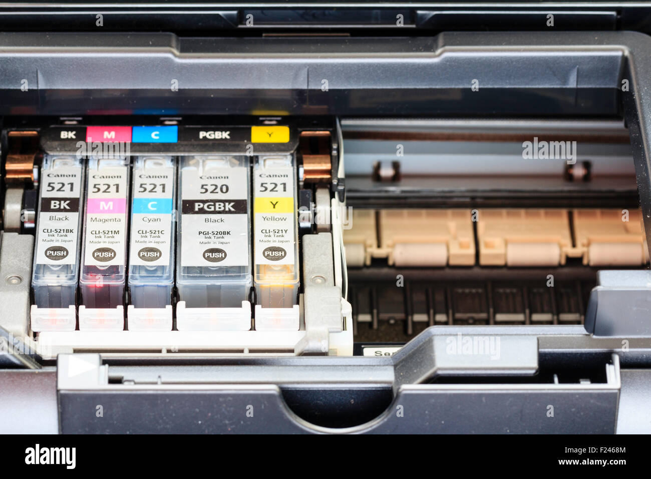 Inkjet Printing Stock Photos & Inkjet Printing Stock Images