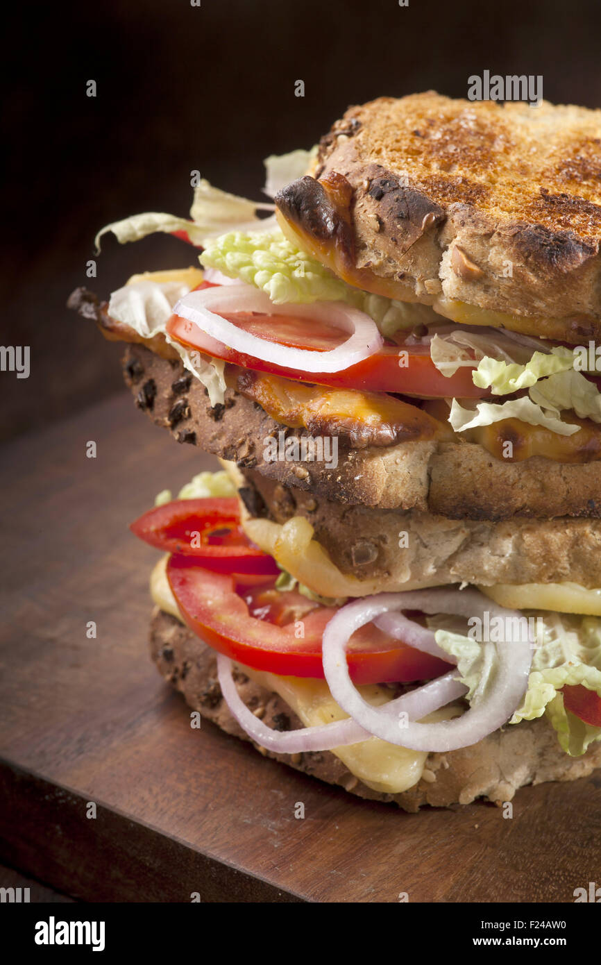 Sandwich Board Stock Photos & Sandwich Board Stock Images - Alamy