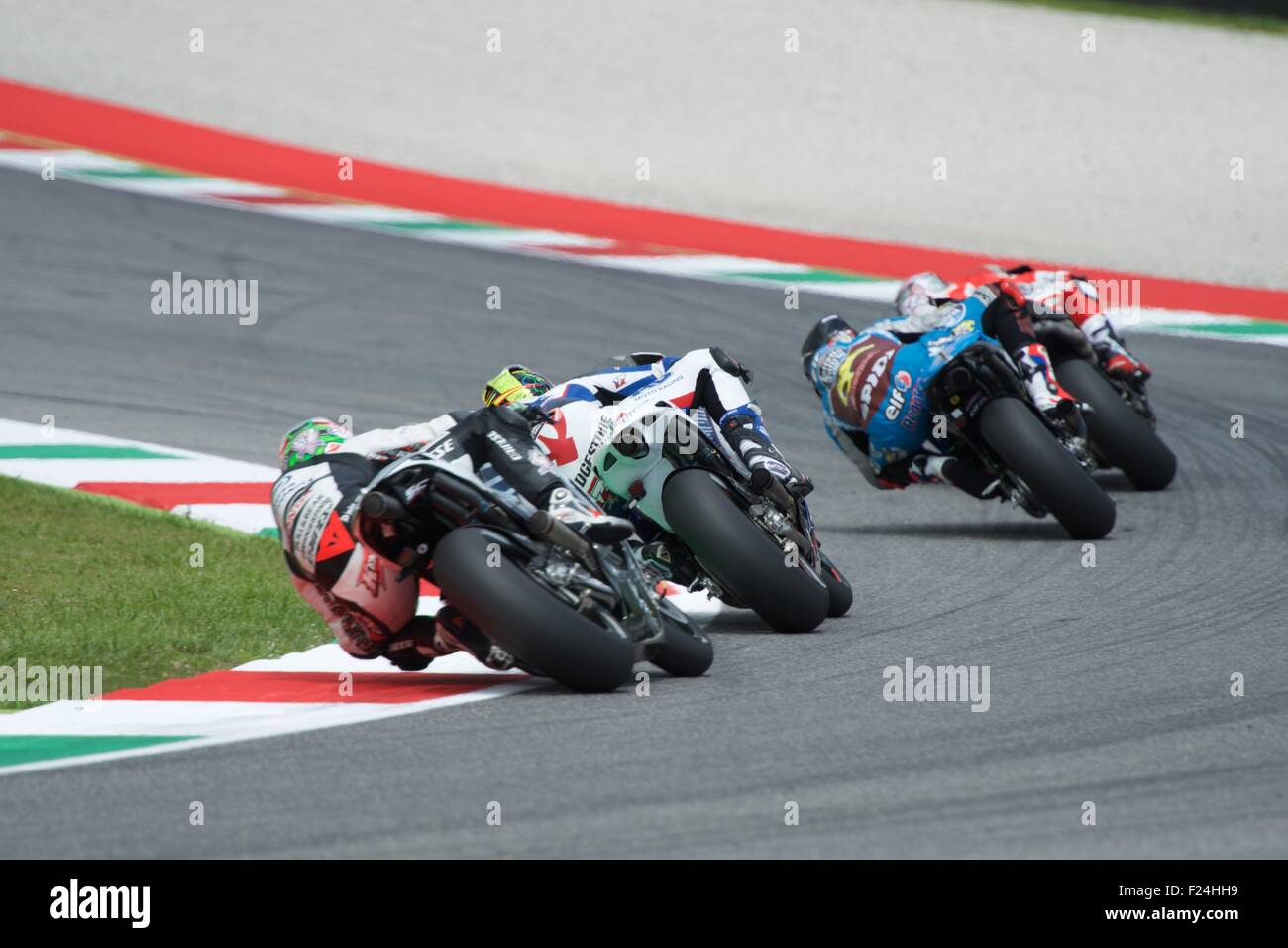 Circuit Italia Motogp : Mugello circuit italy th may the motogp riders during