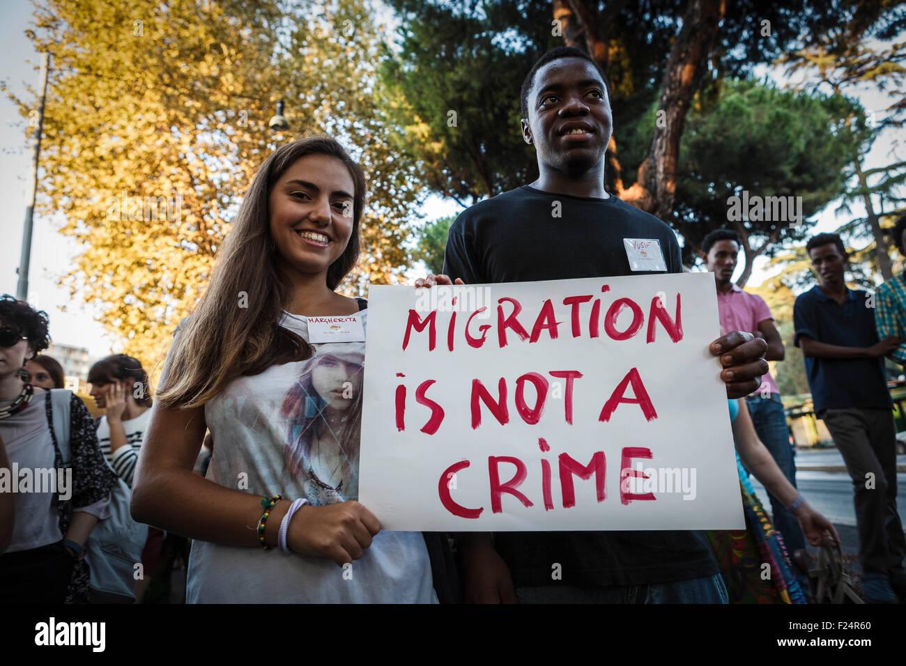Crime In Rome