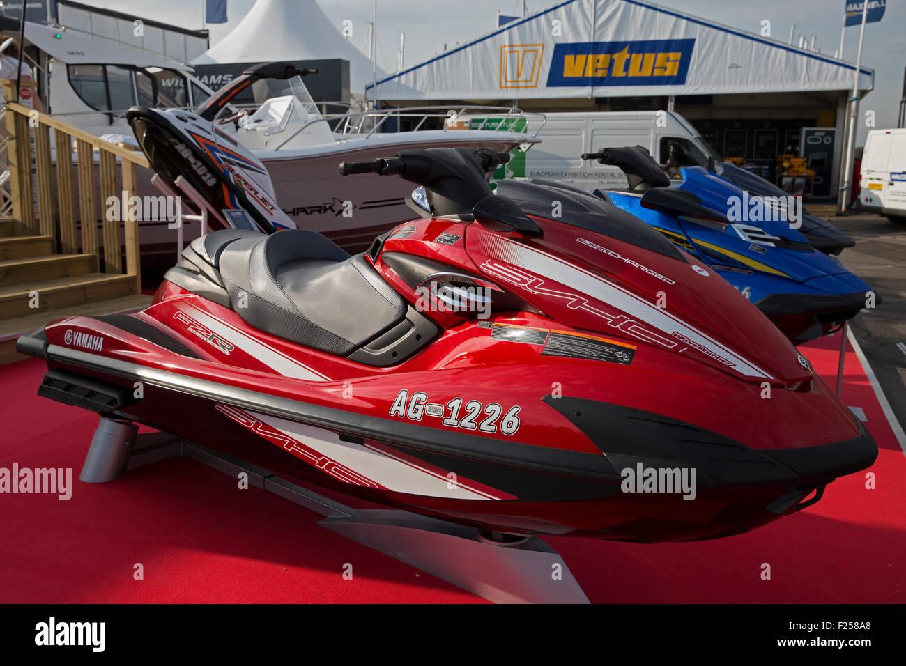 Yamaha Jetski Stock Photos & Yamaha Jetski Stock Images - Alamy