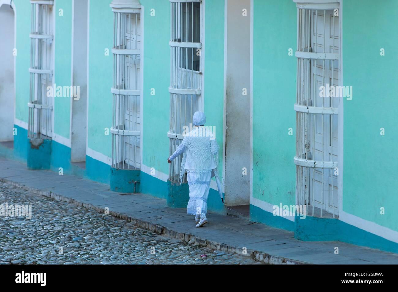 Santeria Woman Cuba Stock Photos & Santeria Woman Cuba Stock