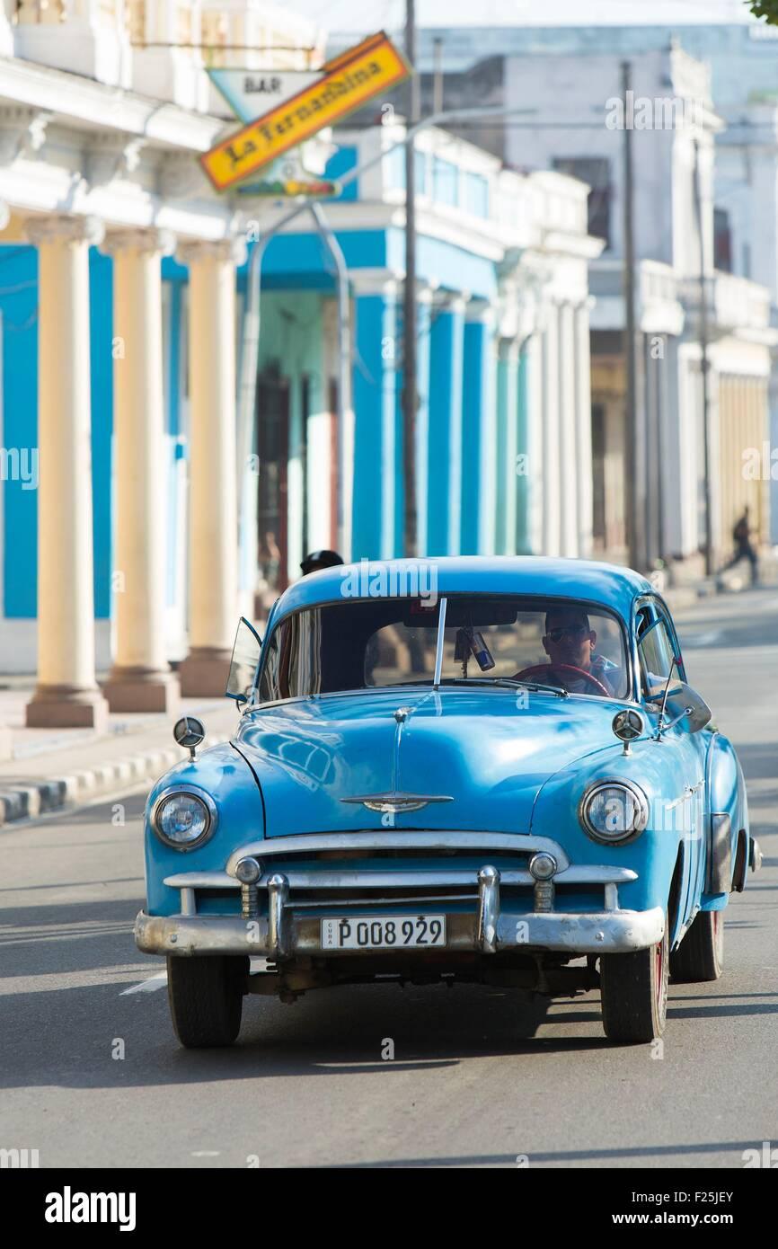 Cuba, Cinefuegos province, Cienfuegos, old town listed as World ...