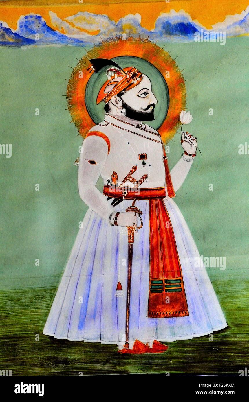 mewar painting rajasthan