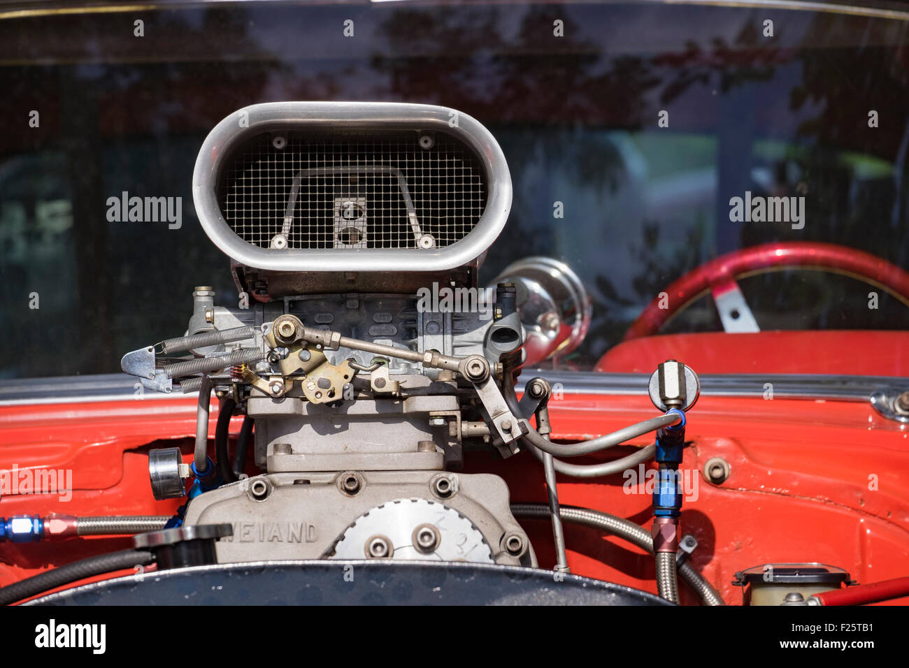 Air intake on the hood of a car - a luxury or a necessity 66