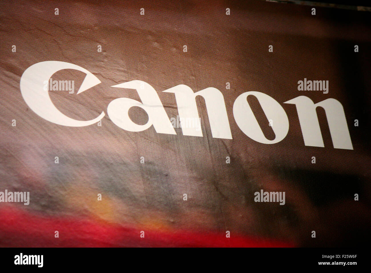 Markennamen: 'Canon', Berlin. - Stock Image