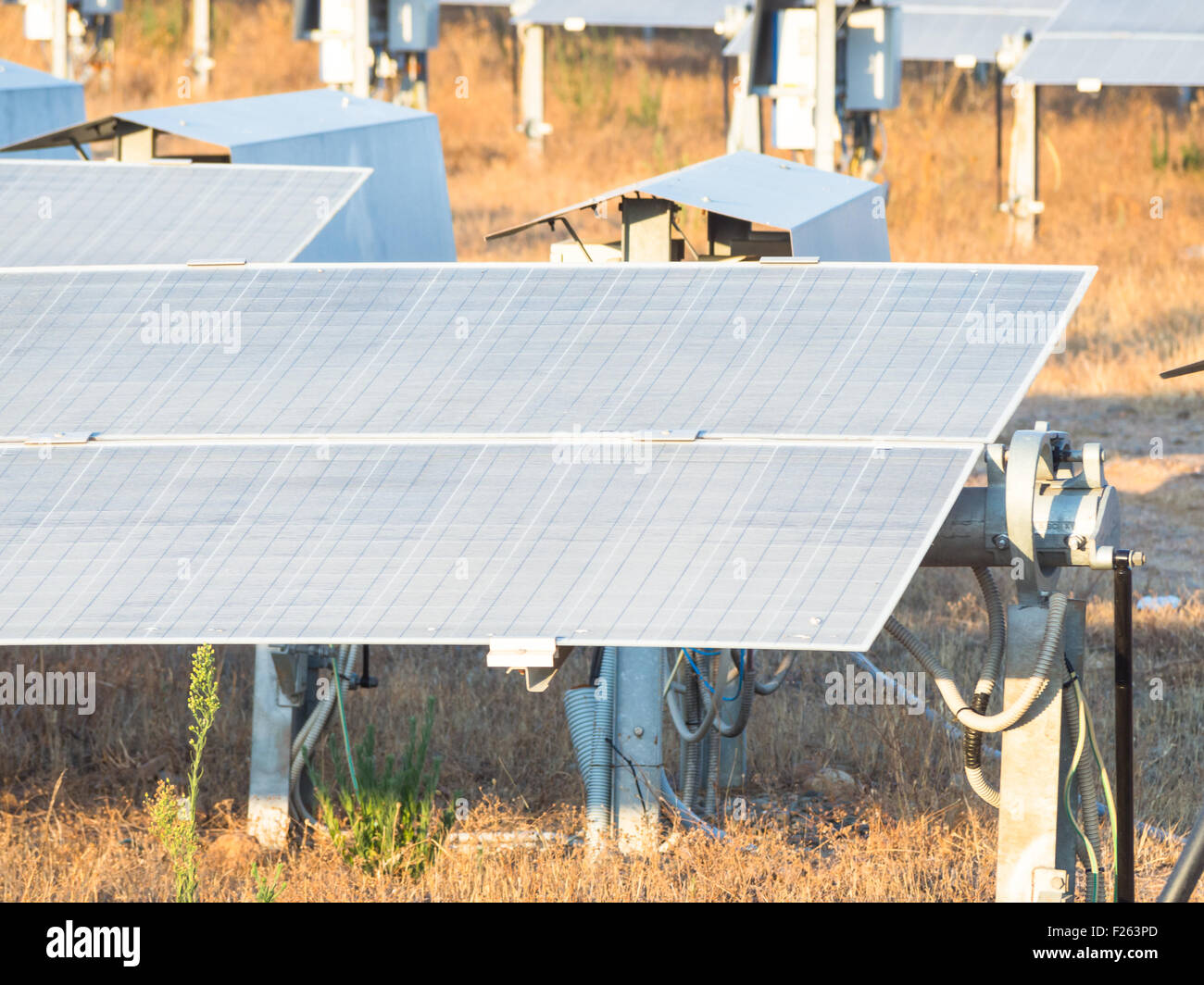 Solar Tracker Stock Photos Amp Solar Tracker Stock Images