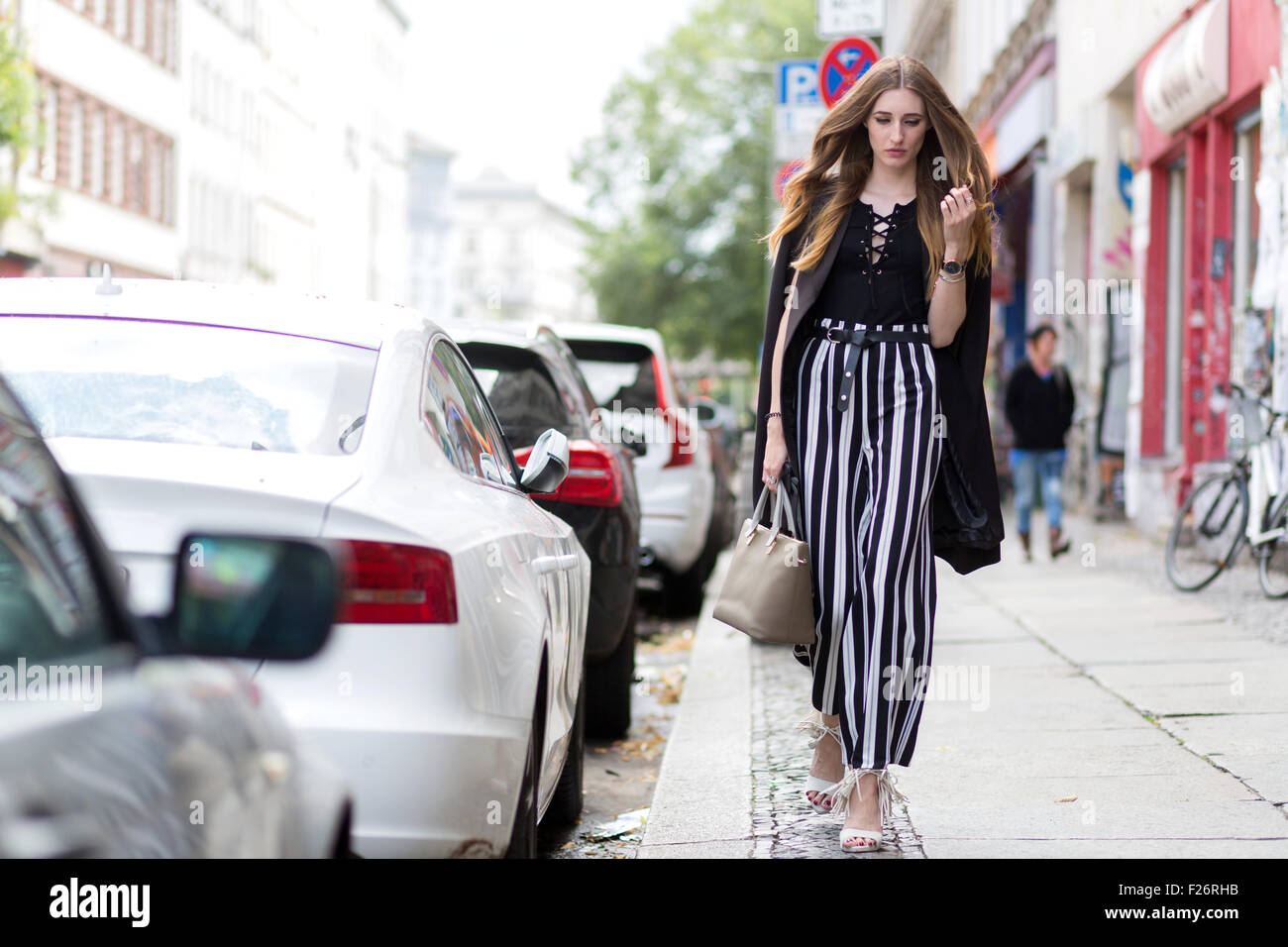Mercedes Benz Fashion Week Berlin Springsummer 2016 Streetstyle