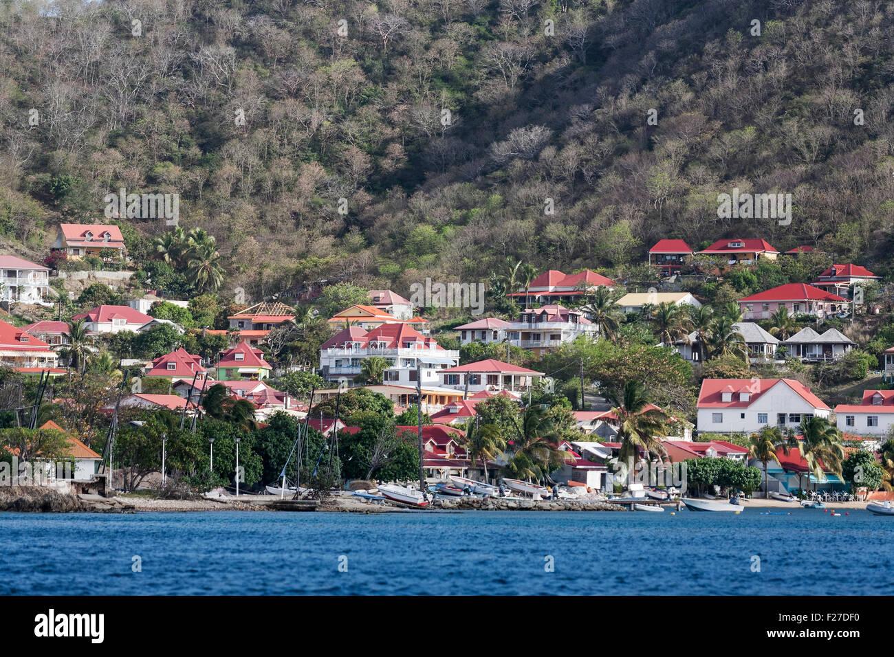 Les Saintes AKA: Îles des Saintes, Guadeloupe, French Antilles, Caribbean Stock Photo