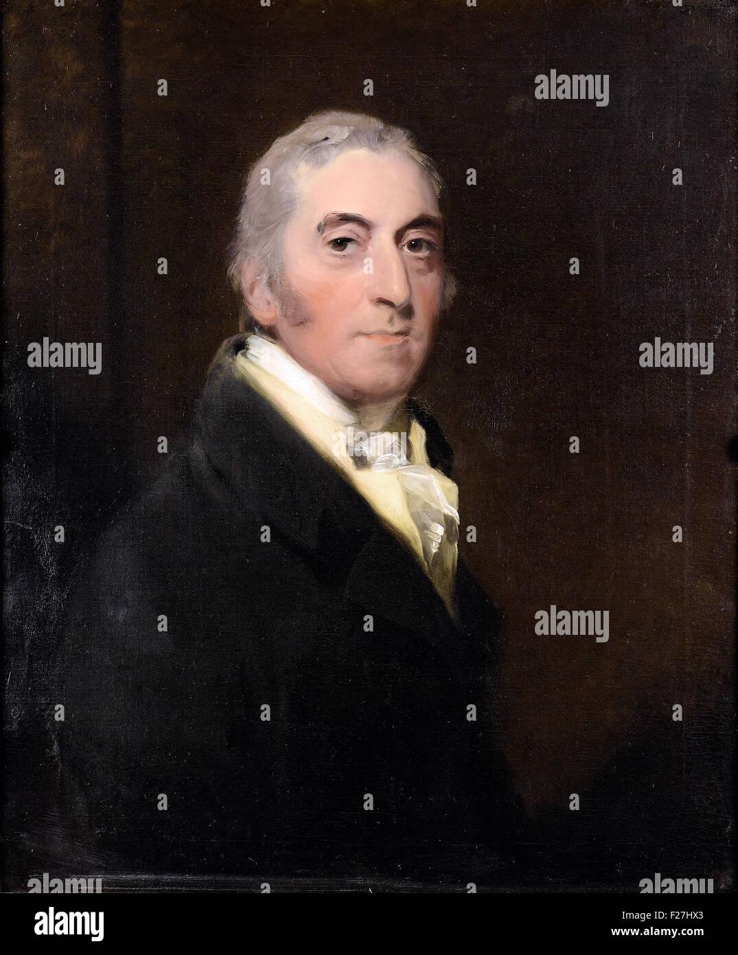 William Wellesley-Pole, later 1st Baron Maryborough - Stock Image