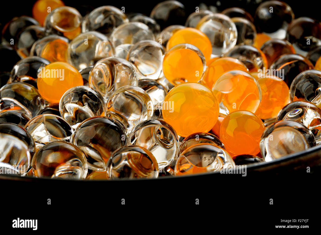 deodorize beads - Stock Image