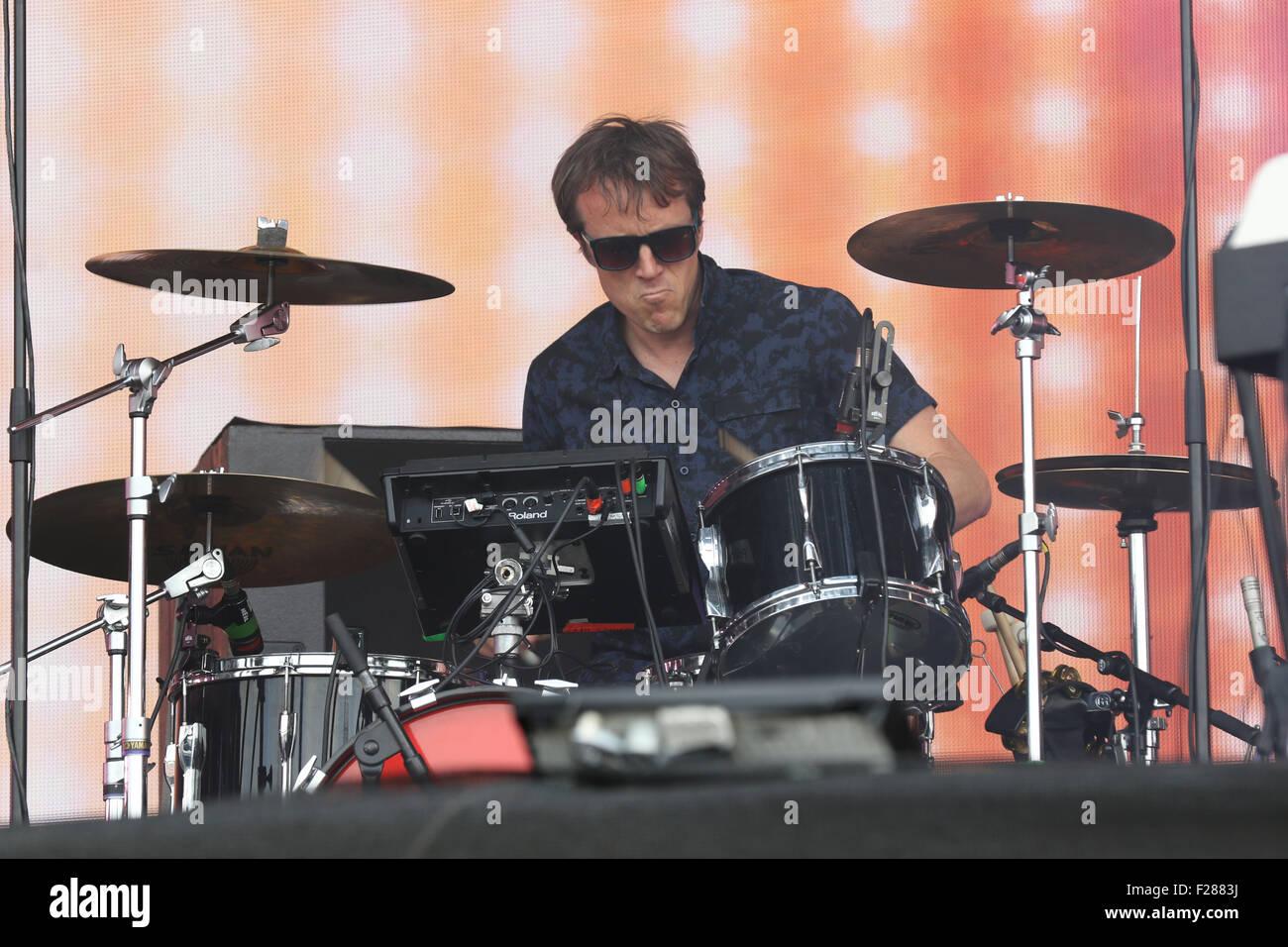 GAZ 69 - Drummer