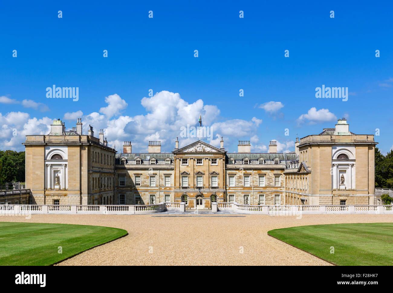 Woburn Abbey, Woburn, Bedfordshire, England, UK - Stock Image