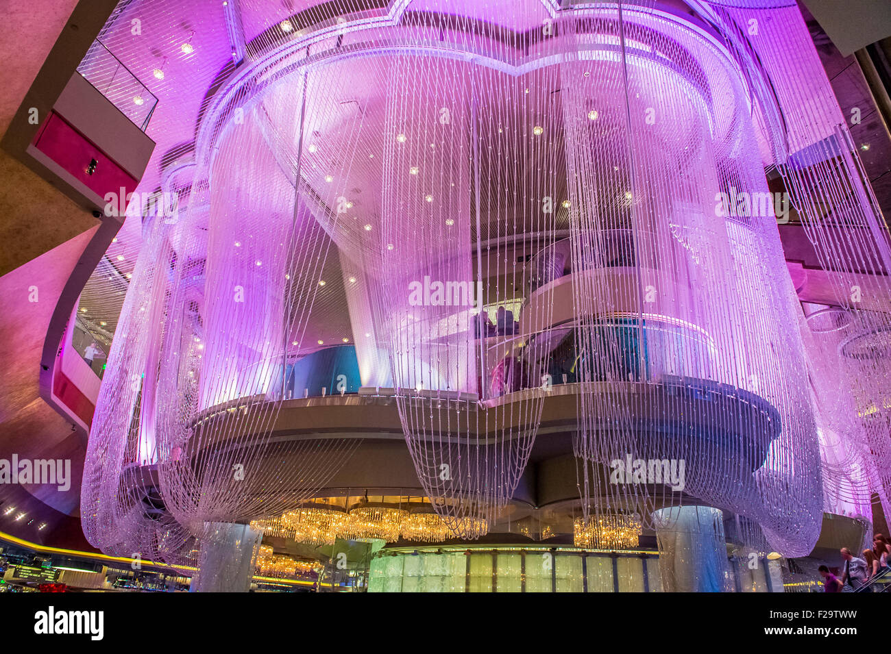 The chandelier bar at the cosmopolitan hotel casino in las vegas the chandelier bar at the cosmopolitan hotel casino in las vegas aloadofball