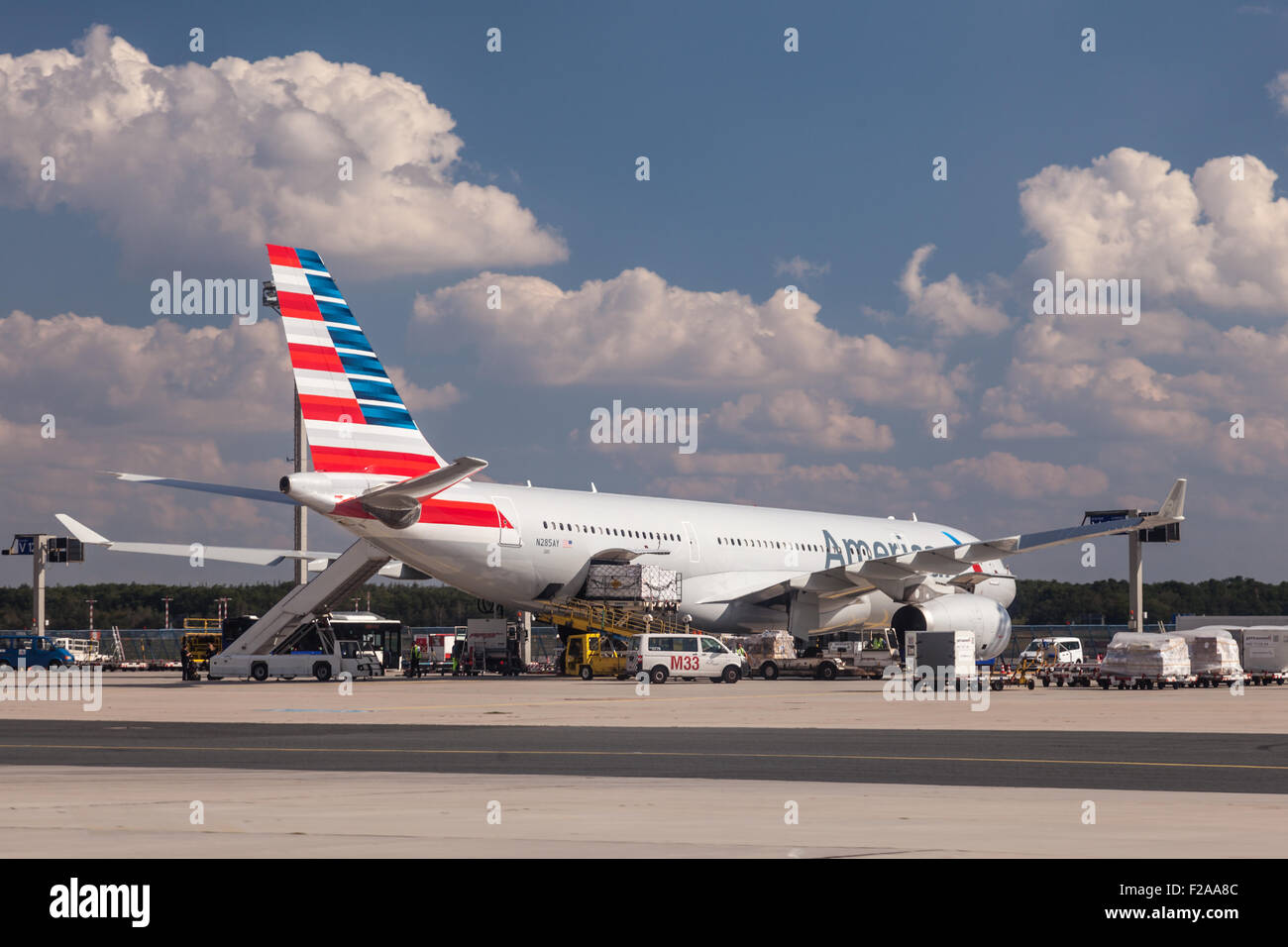 American Airlines Airbus A330-243 - Stock Image