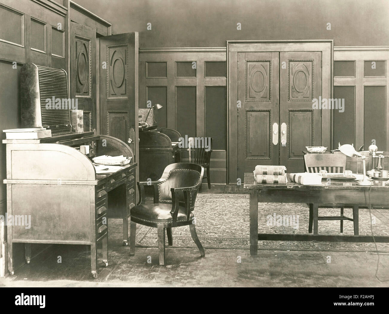 Vintage Interior 1920s High Resolution Stock Photography And Images Alamy
