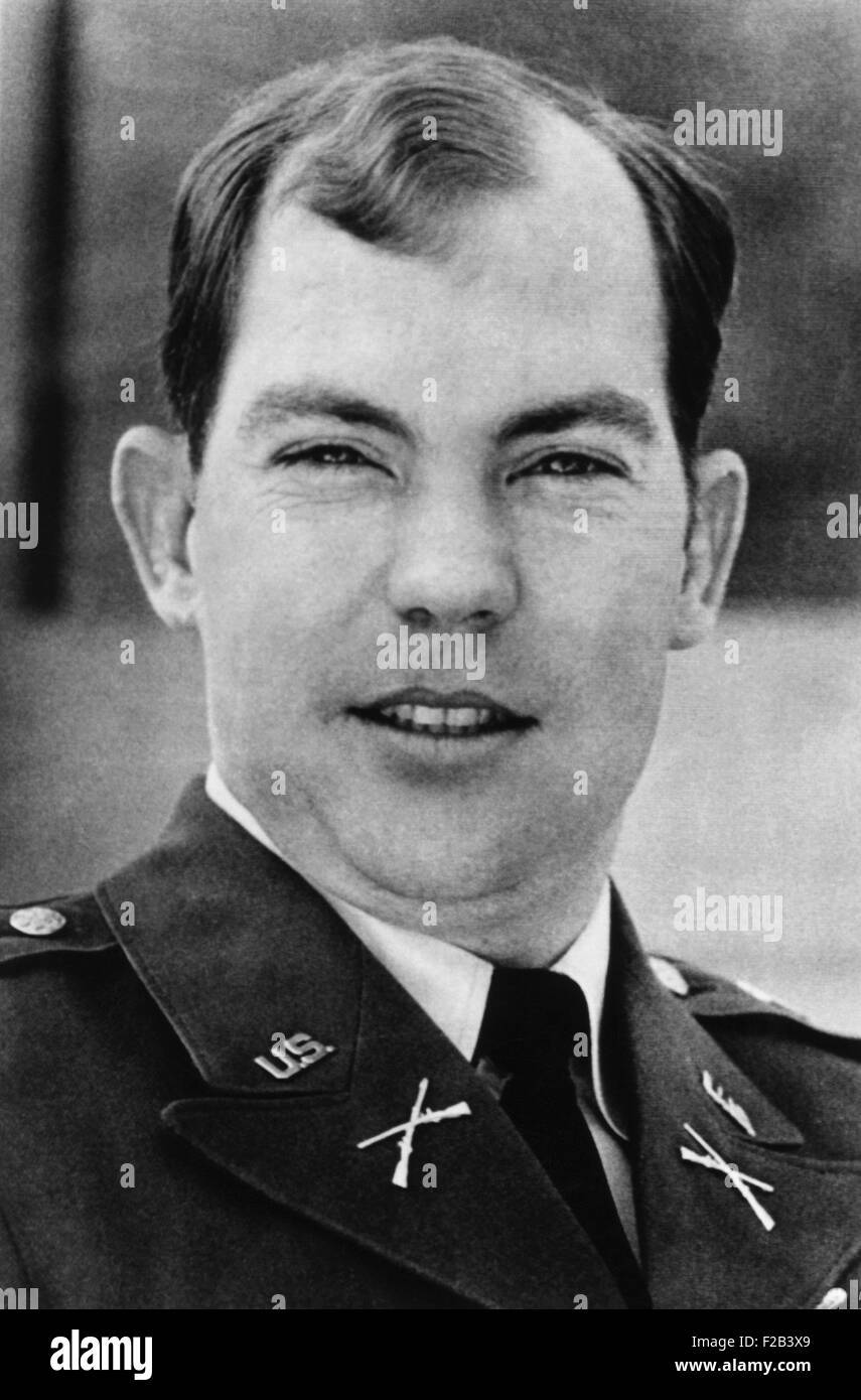 lt william calley and the my Thompson landed and confronted lt william calley, who was busy  trent  angers, author of the forgotten hero of my lai: the hugh.