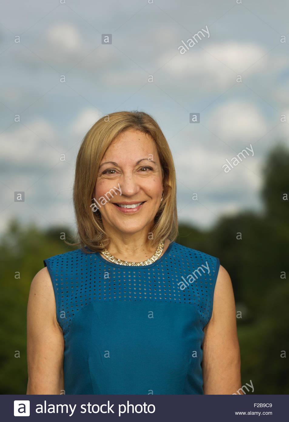 Author Janice Kaplan - Stock Image