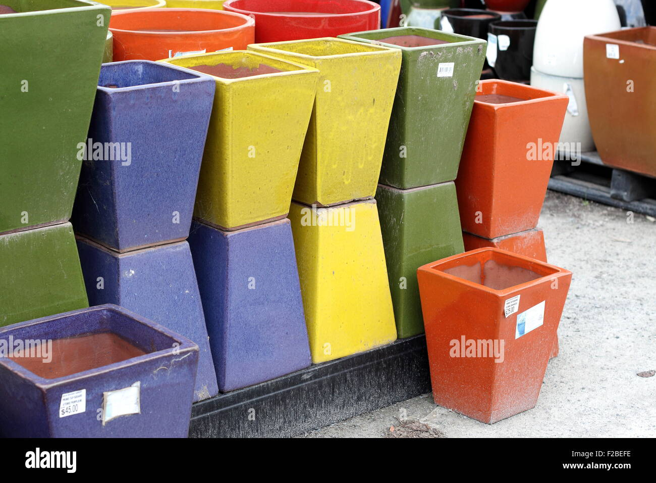 Terracotta Colors Stock Photos & Terracotta Colors Stock Images - Alamy