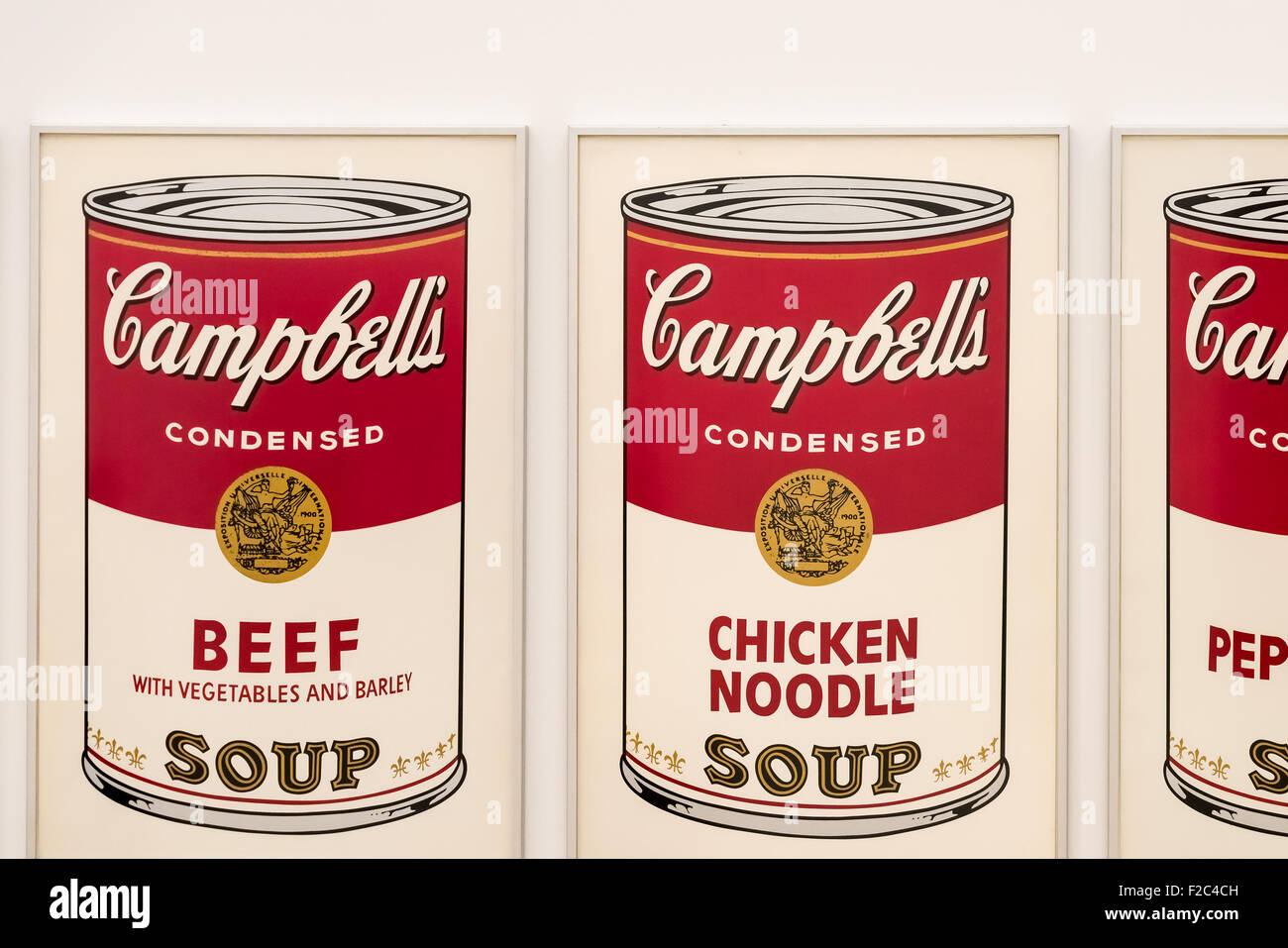 Andy Warhol Chicken Noodle Soup