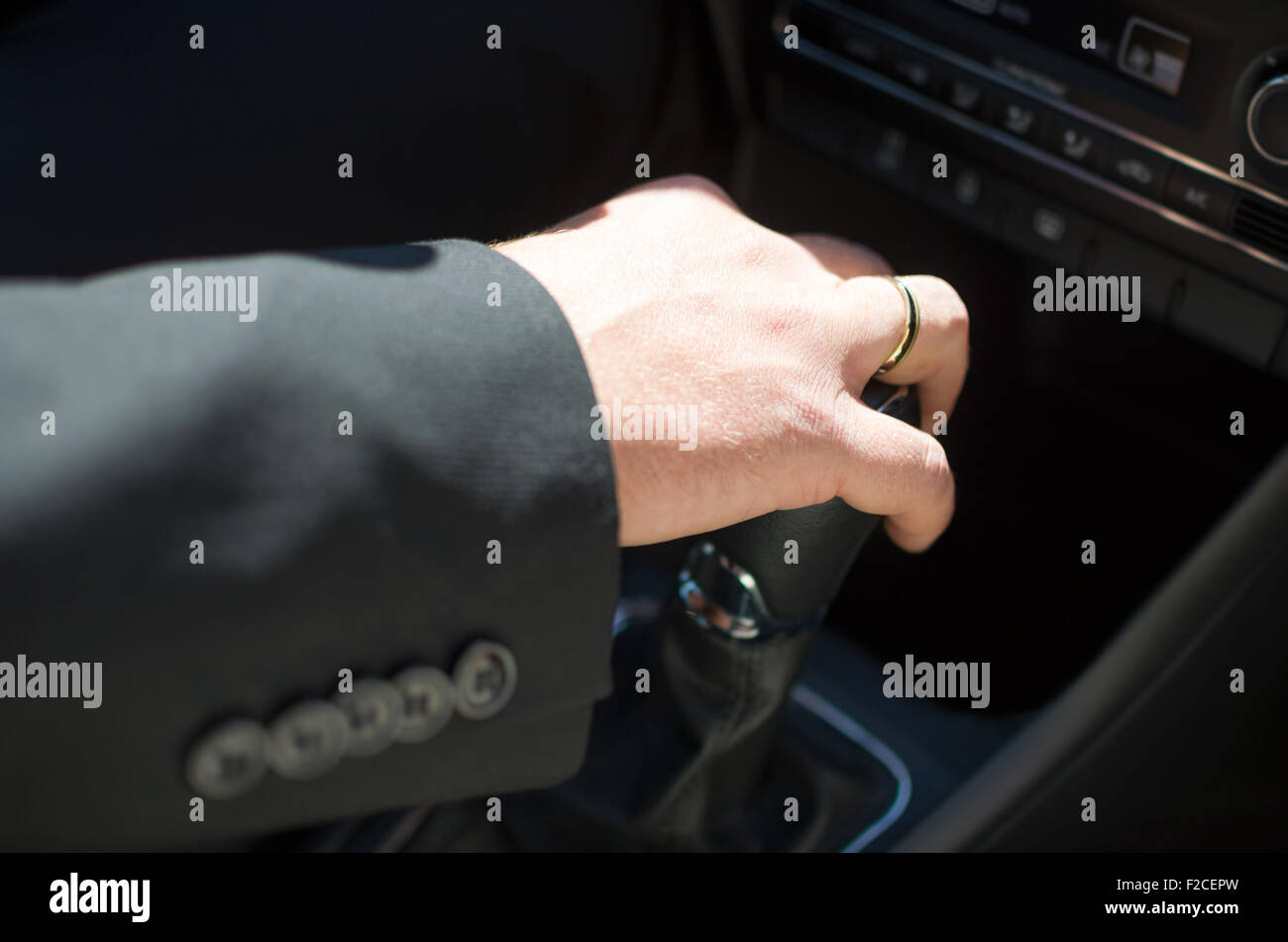 how to drive a stick shift up a hill