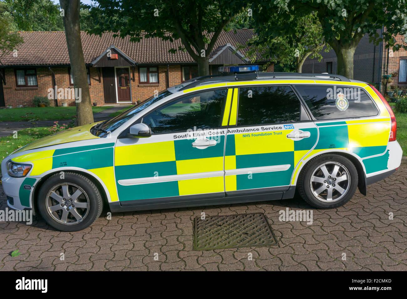 First Response Car Stock Photos & First Response Car Stock Images - Alamy