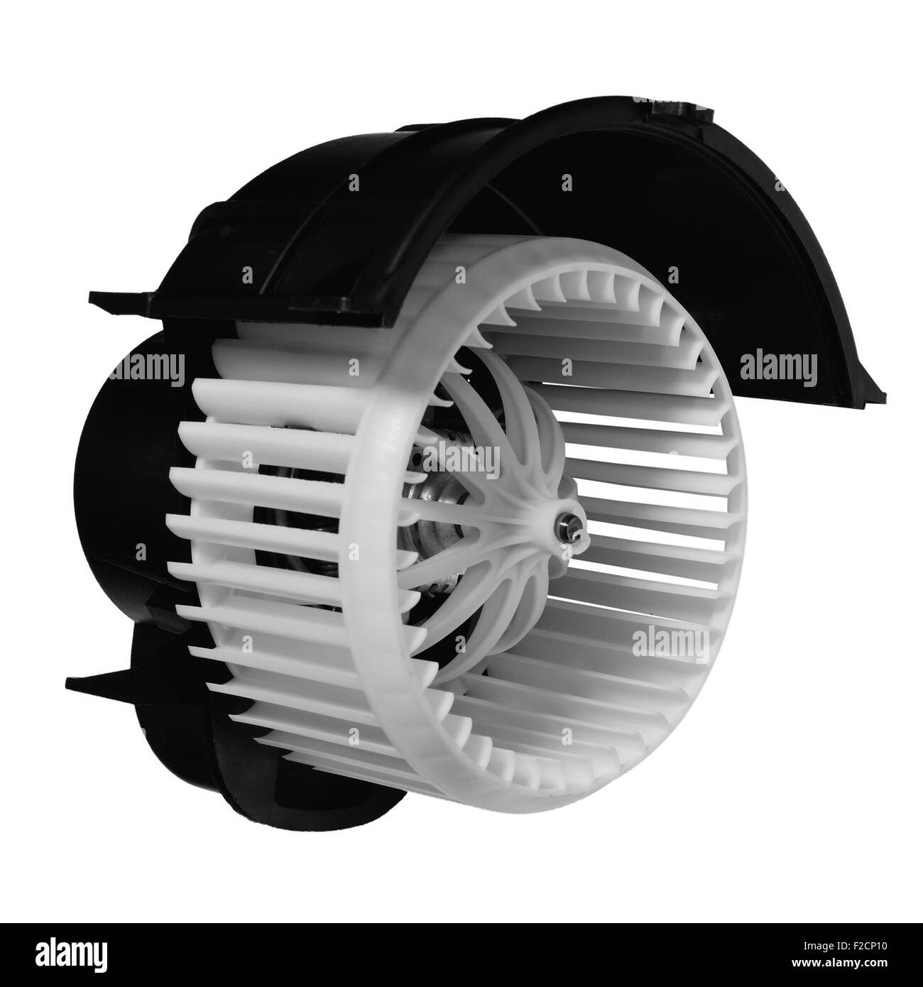 Car heater fan - Stock Image