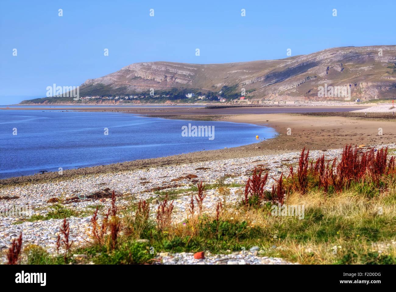 Llandudno, North Wales, United Kingdom - Stock Image