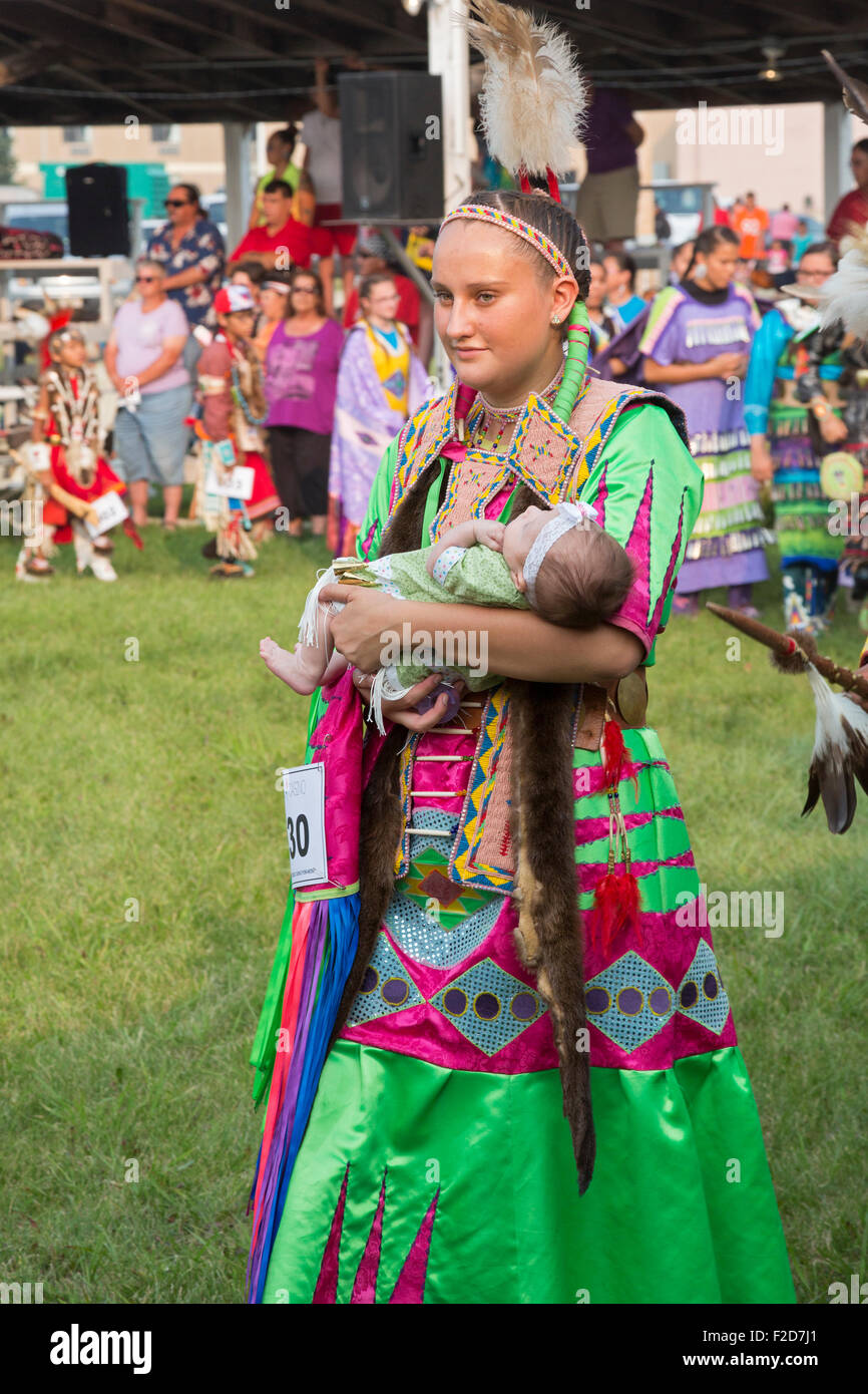 Rosebud Indian Reservation, South Dakota - The Rosebud Sioux