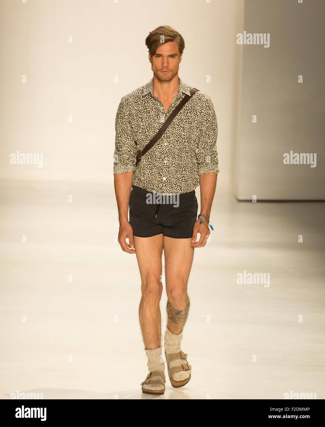 581b567ed1e New York Fashion Week Men's S/S 2016 - Parke & Ronen at Skylight Clarkson