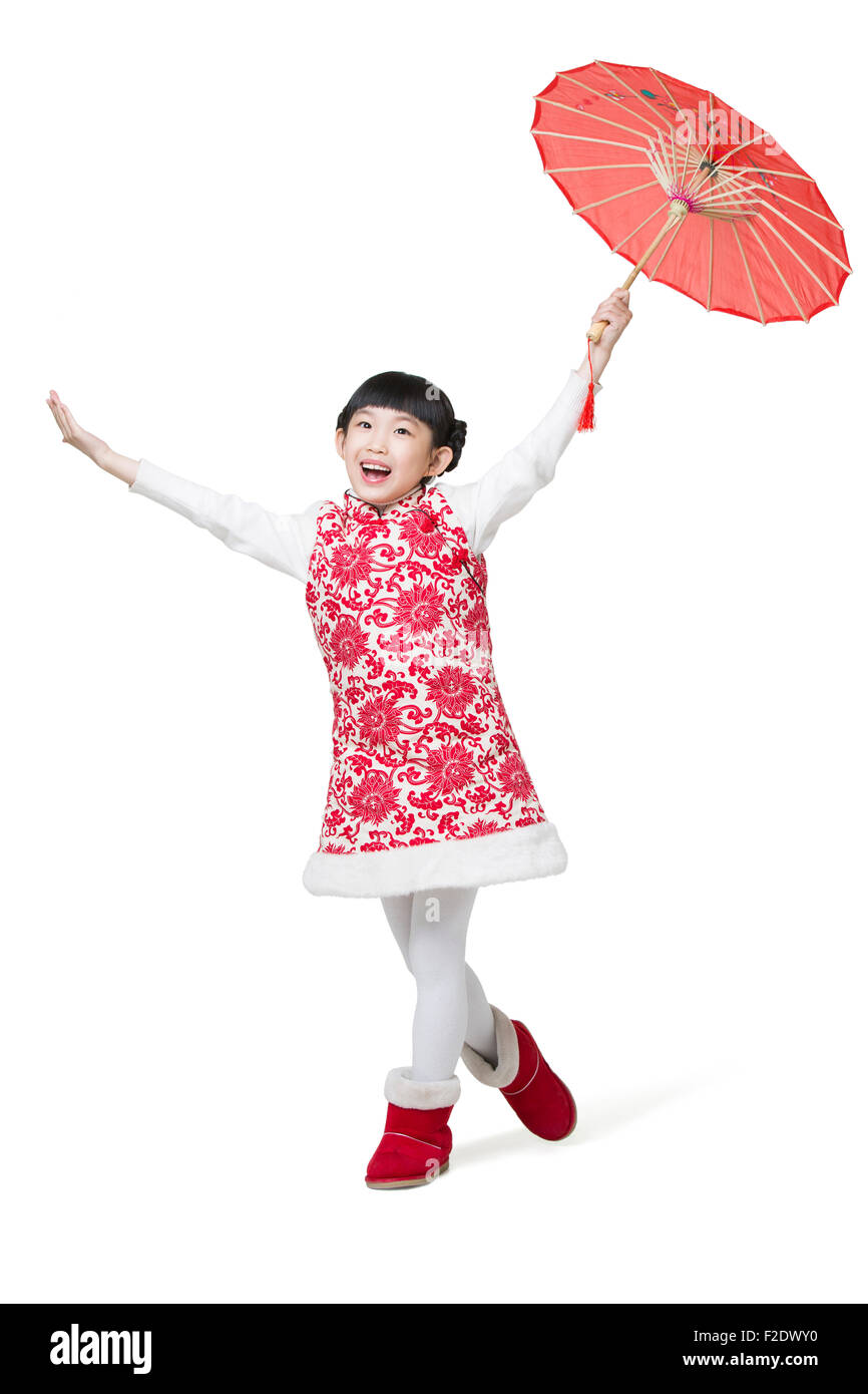 89923a4f3 Child Holding Umbrella Cut Out Stock Images   Pictures - Alamy