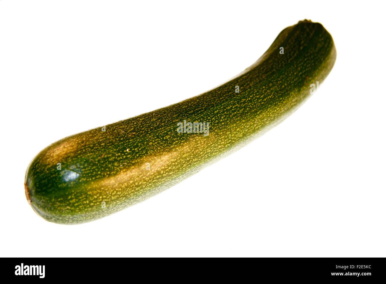 Zucchini / Zucchetti / courgette - Symbolbild Nahrungsmittel. Stock Photo