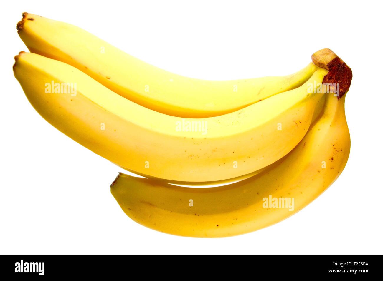 Bananen / bananas - Symbolbild Nahrungsmittel. Stock Photo