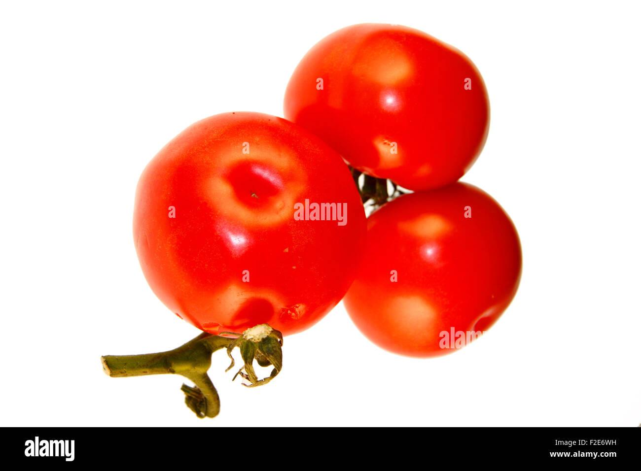 Tomaten - Symbolbild Nahrungsmittel. Stock Photo