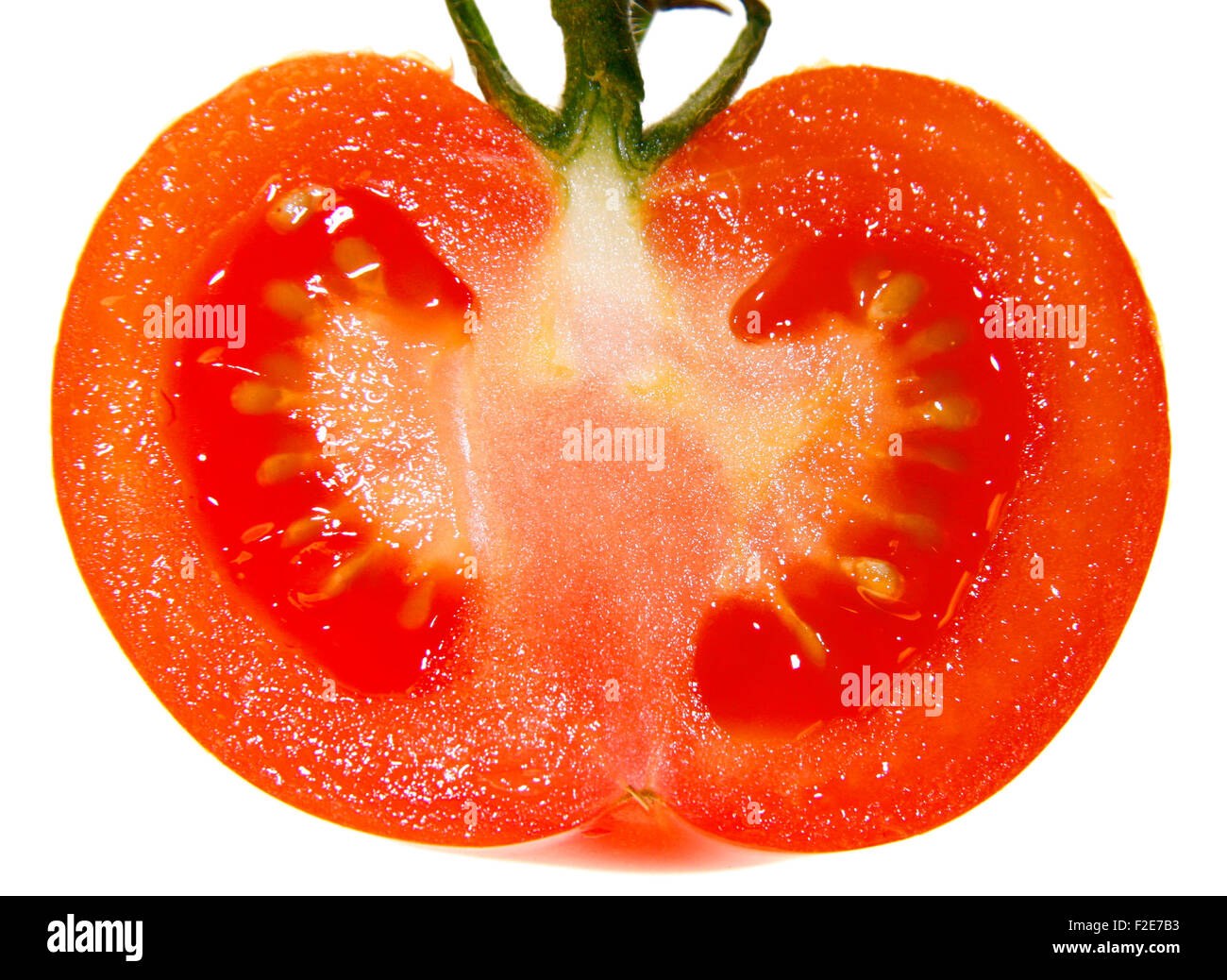 Tomaten - Symbolbild Nahrungsmittel. Stock Photo