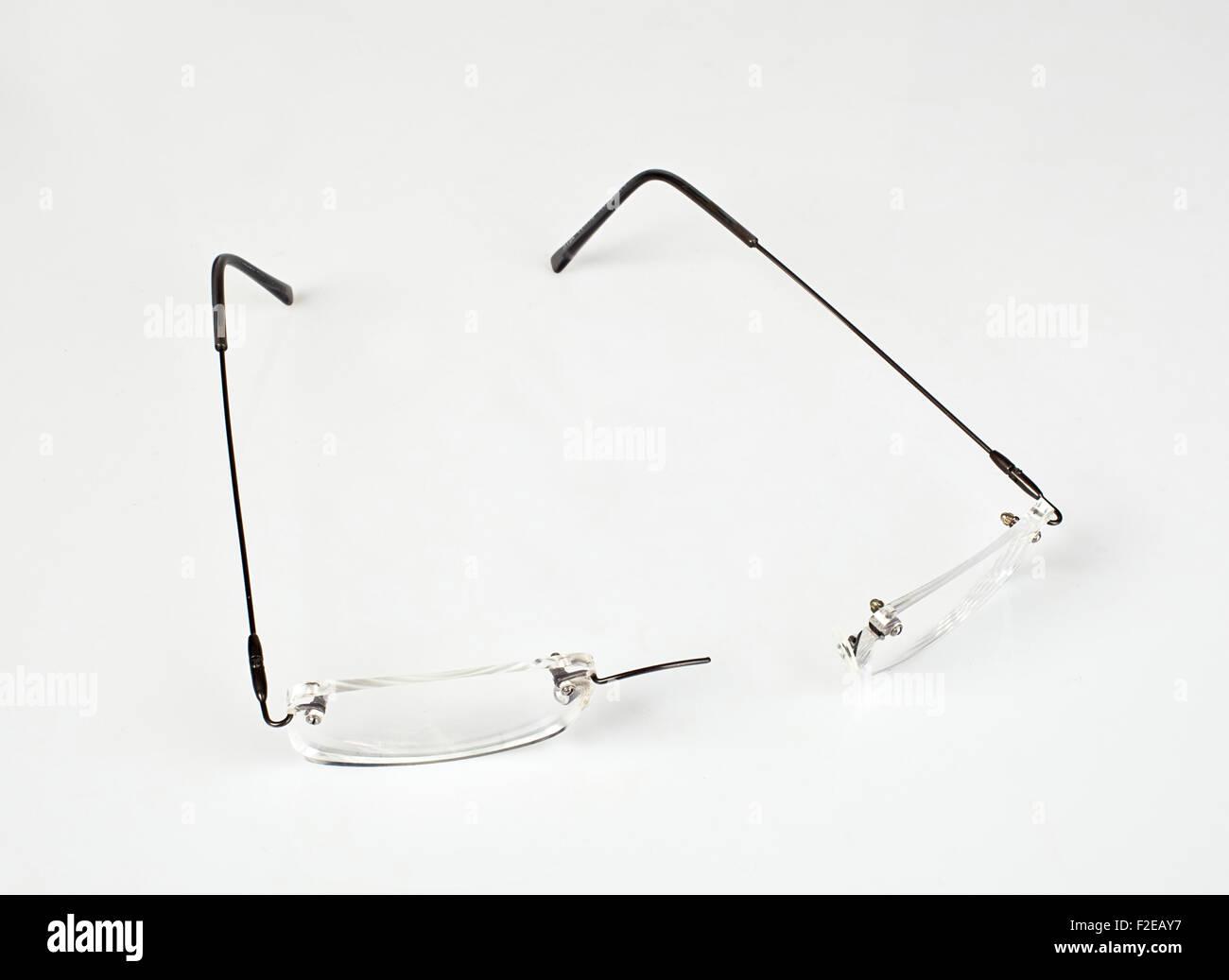 Eyeglasses Broken Lens Stock Photos & Eyeglasses Broken Lens Stock ...