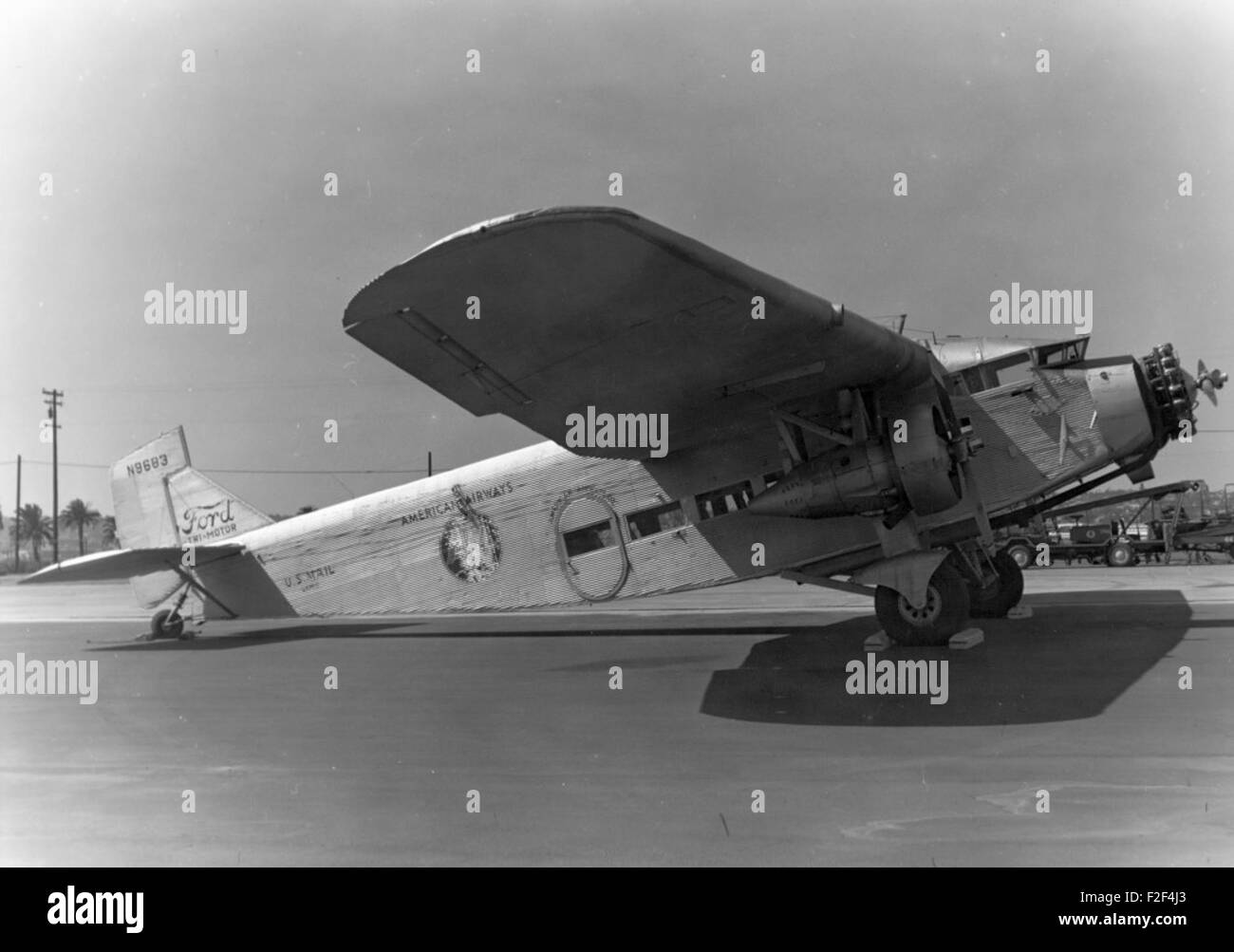 Ford Trimotor Stock Photos Amp Ford Trimotor Stock Images