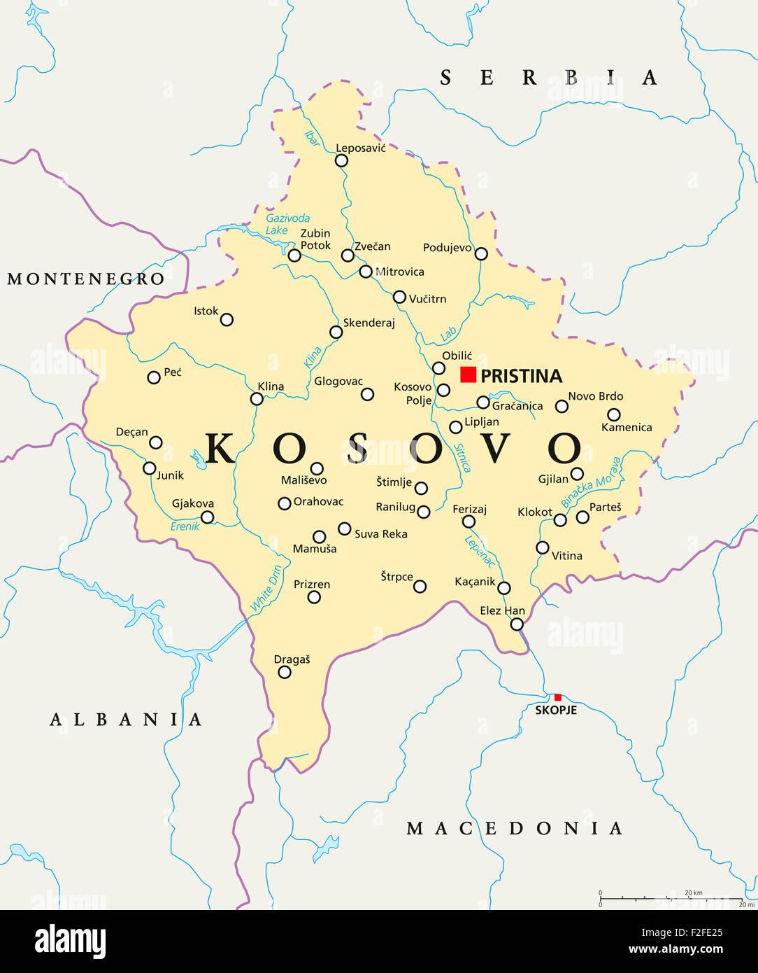Peja Kosovo Karte.Pristina Kosovo Europe Stock Photos Pristina Kosovo Europe Stock