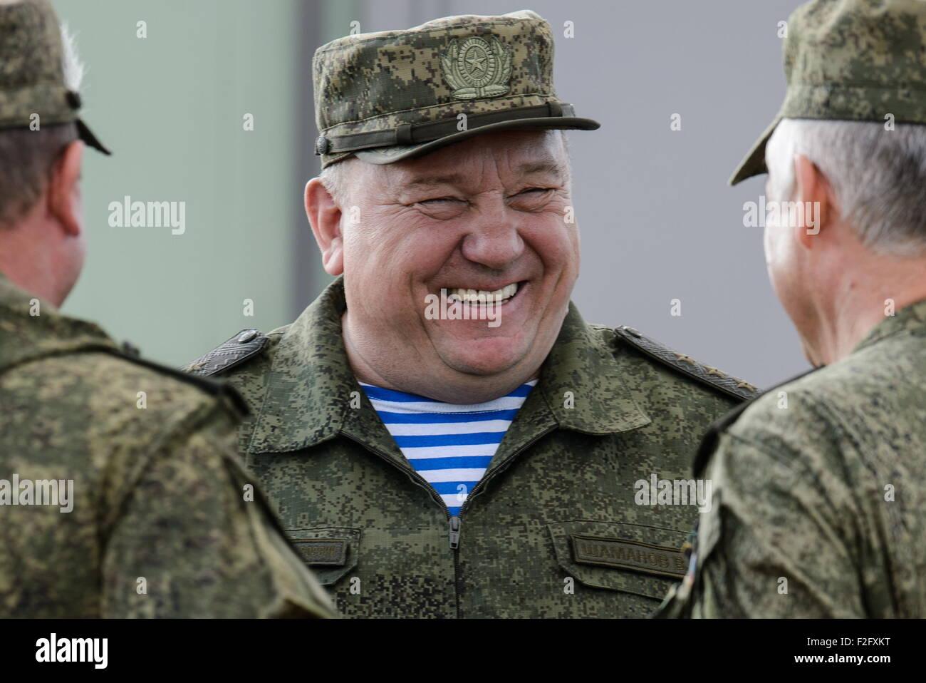General Shamanov: biography, family, children, photo 96