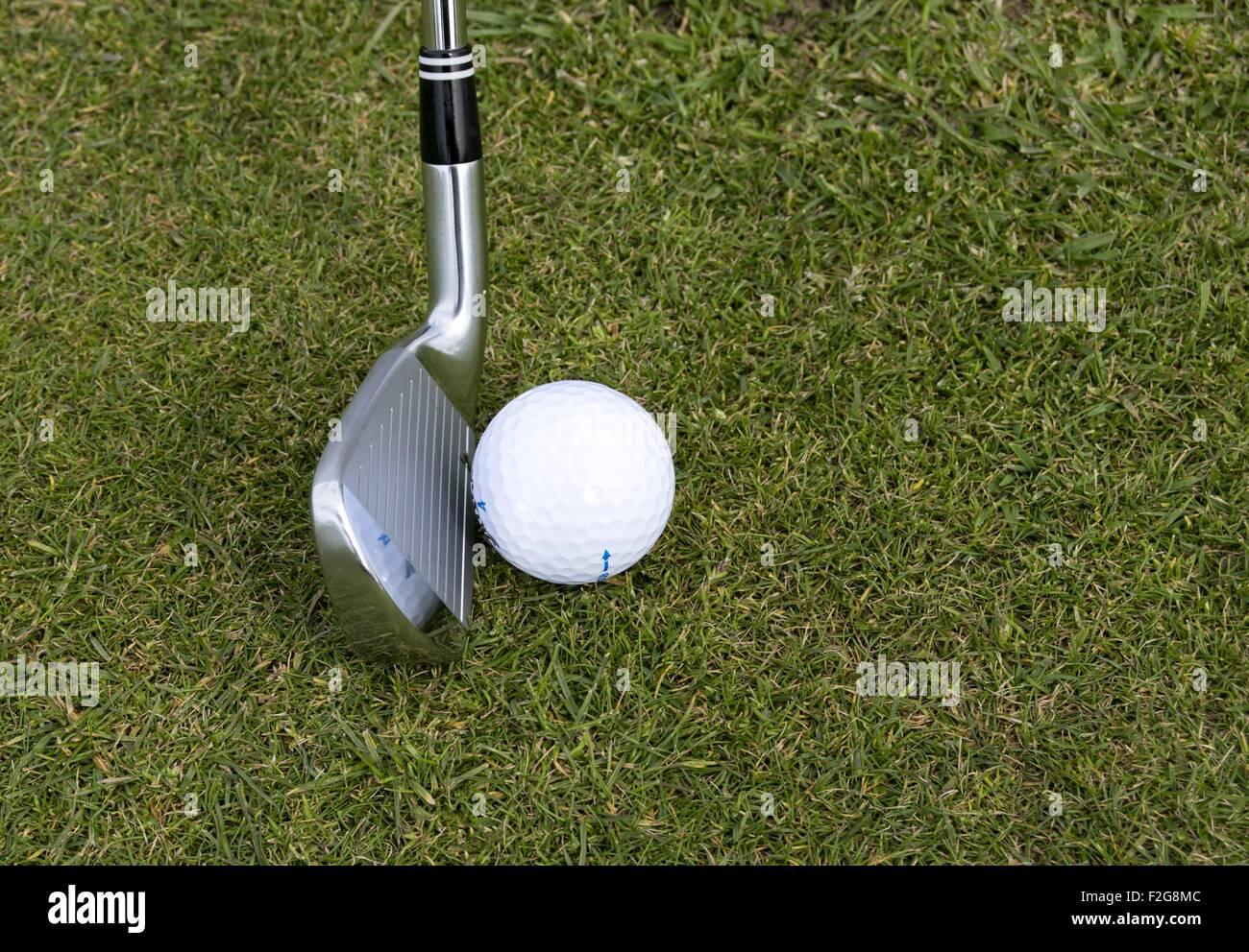 Golf - Stock Image