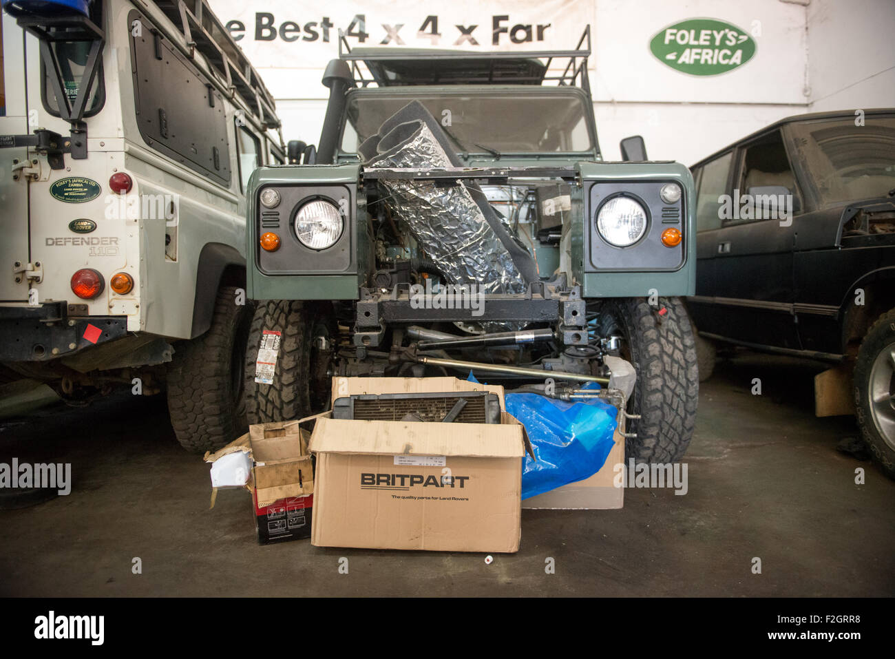 Rover Parts Stock Photos & Rover Parts Stock Images - Alamy