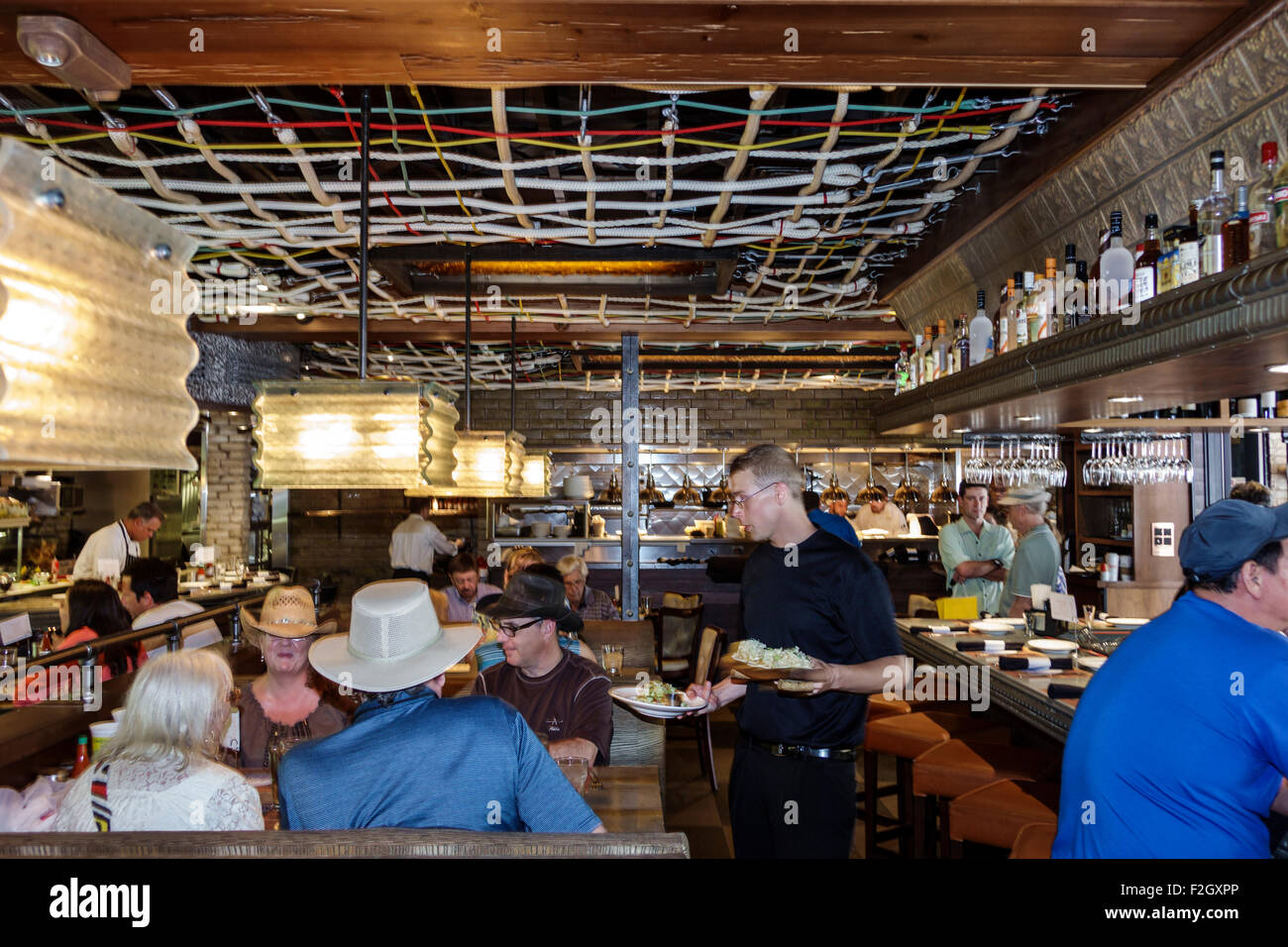 Delray beach florida atlantic avenue stock photos delray for Racks fish house