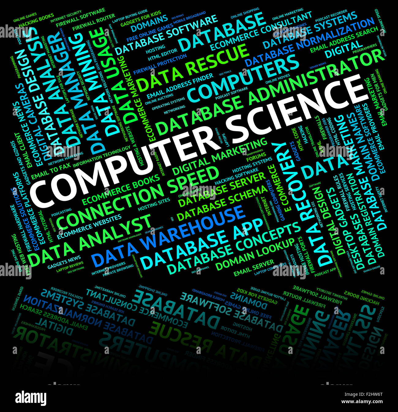 Computer Science: Computer Science Meaning Information Technology And Text
