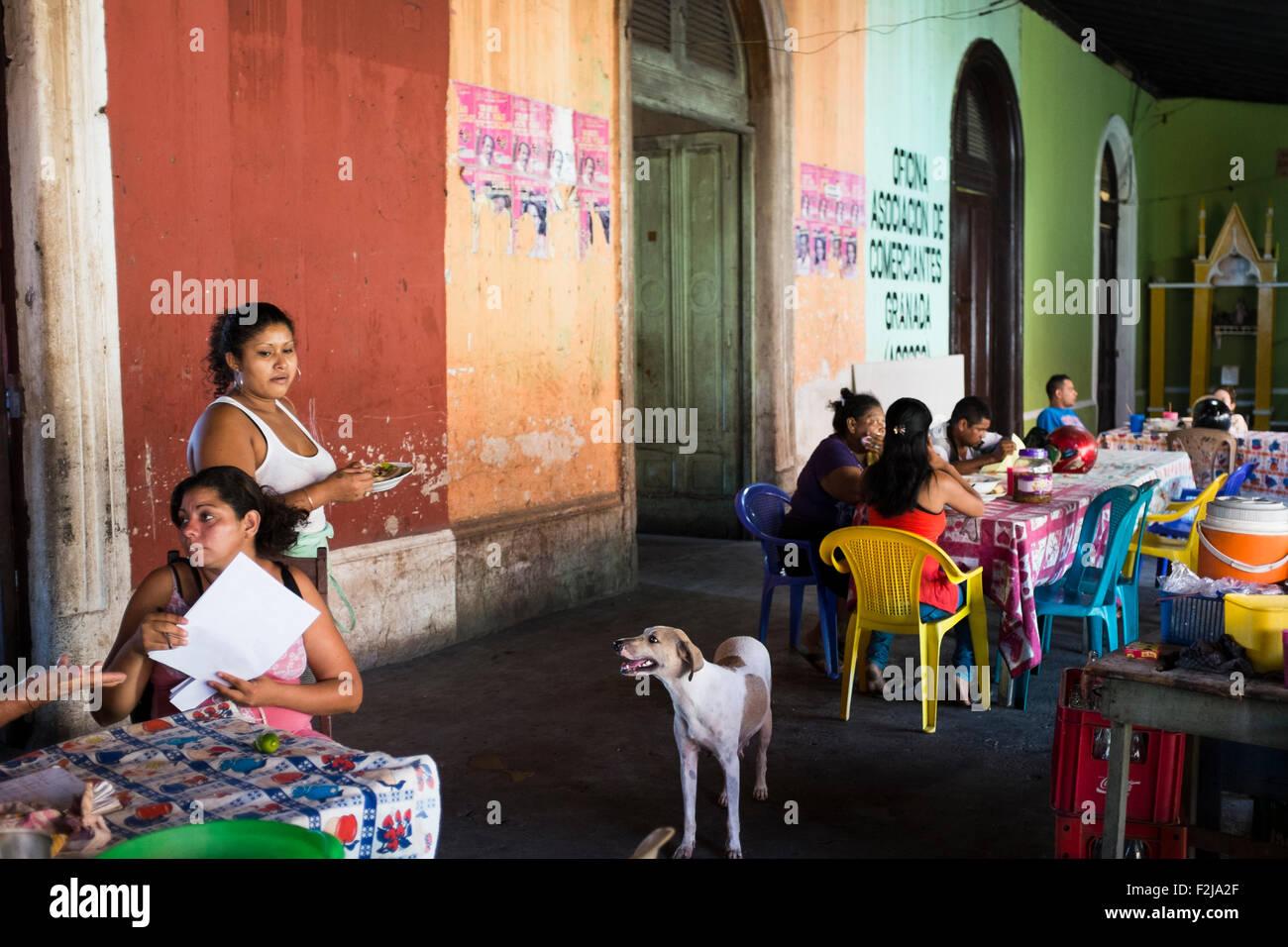 Granada nicaragua women
